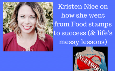 Episode #4 Deep Life Lessons with 'The Pearl Girl' Kristen Nice