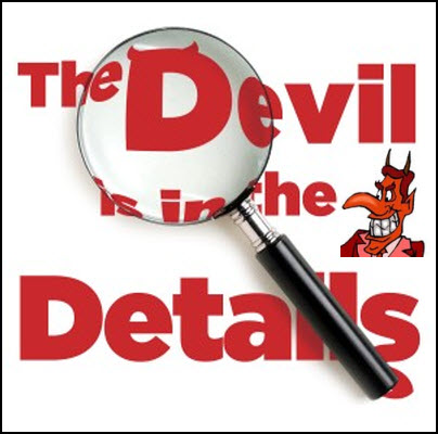 Episode 19 The Devil is in the Details
