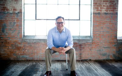 Episode #34 Digital Ministry, Leaders & Money handling with Marcus Stern
